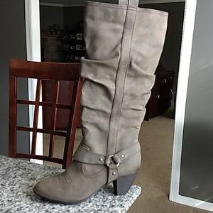 MUDD Knee High Boots